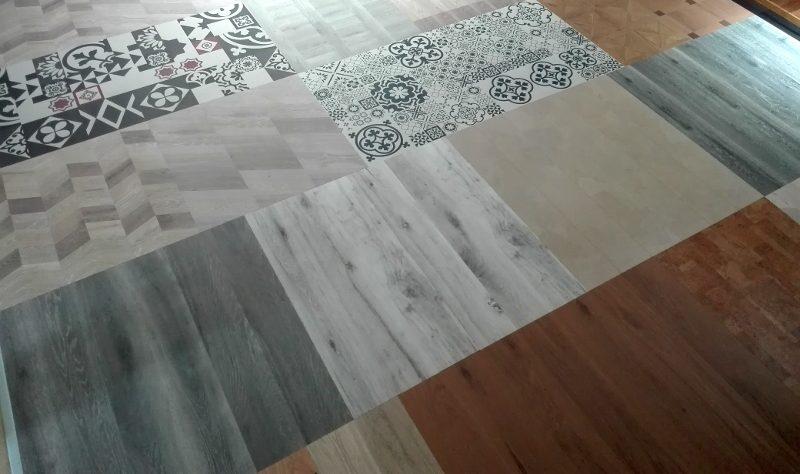 pavimenti flottanti in sughero
