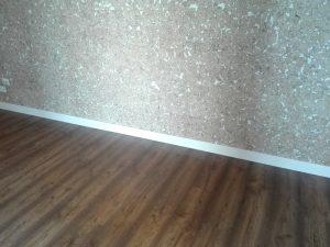 rivestimento a parete in sughero